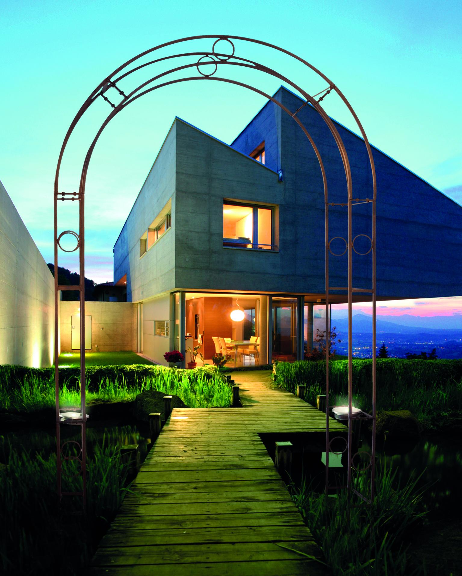 10 éclairages pour un jardin tout en lumière - Extérieurs design