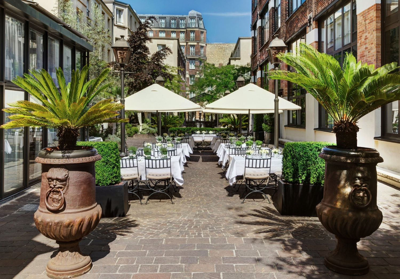 Les 10 plus beaux jardins et belles terrasses de paris - Terrasse et jardin fleuri paris ...
