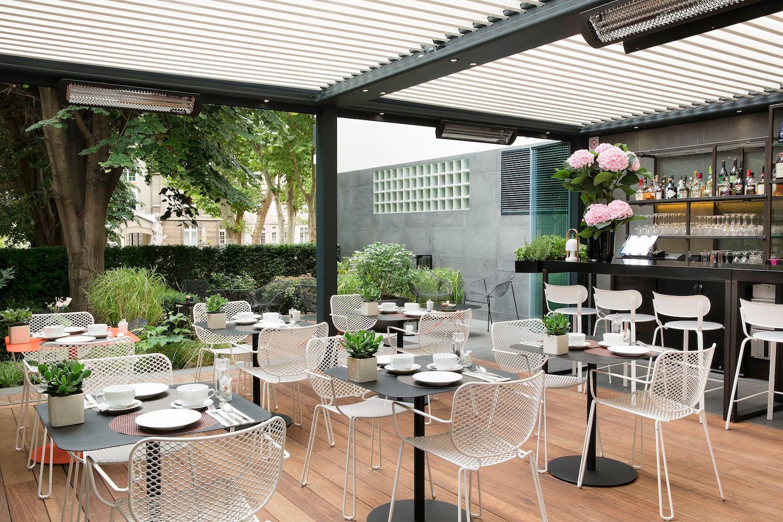 Les 10 plus beaux jardins et belles terrasses de paris - Restaurant paris avec terrasse jardin ...