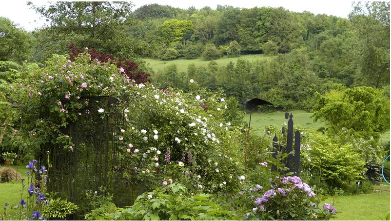 les 10 plus beaux jardins de france ext rieurs design. Black Bedroom Furniture Sets. Home Design Ideas