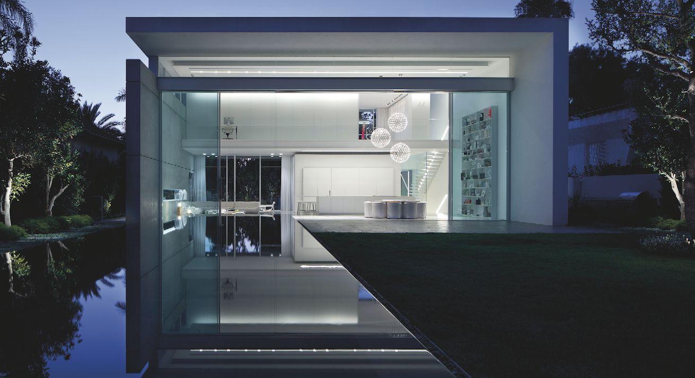 piscine et maison design