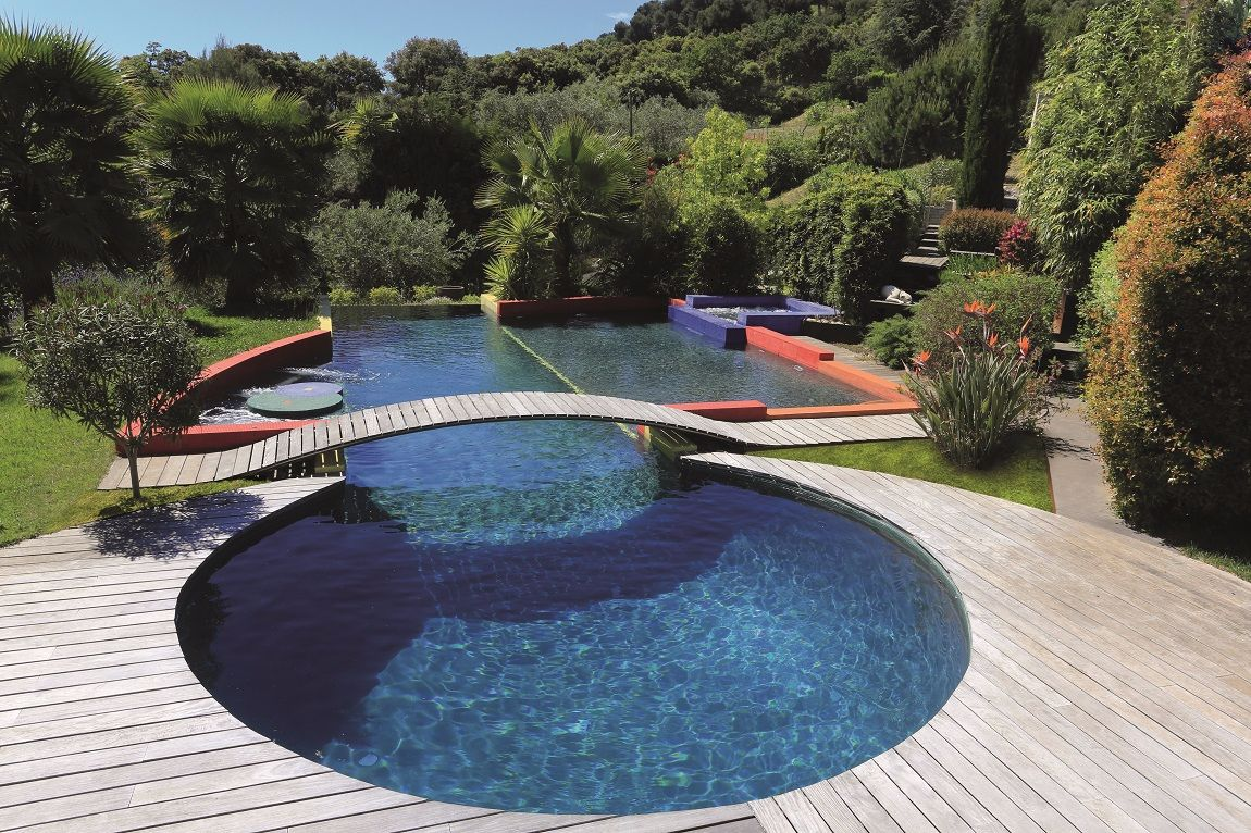 Rev tement de piscine les go ts et les couleurs for Piscine look design