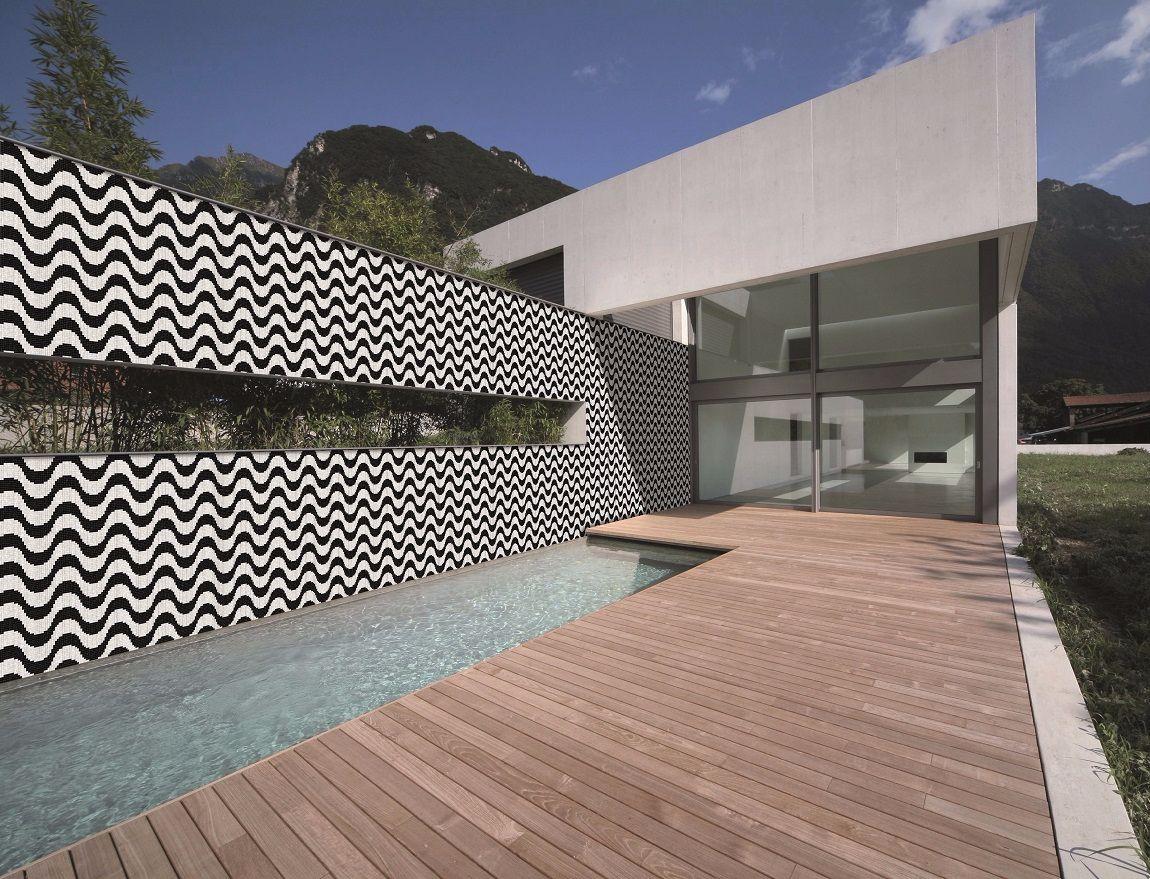 couloir de nage intégré a la maison
