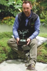 jardinier Luc Echilley