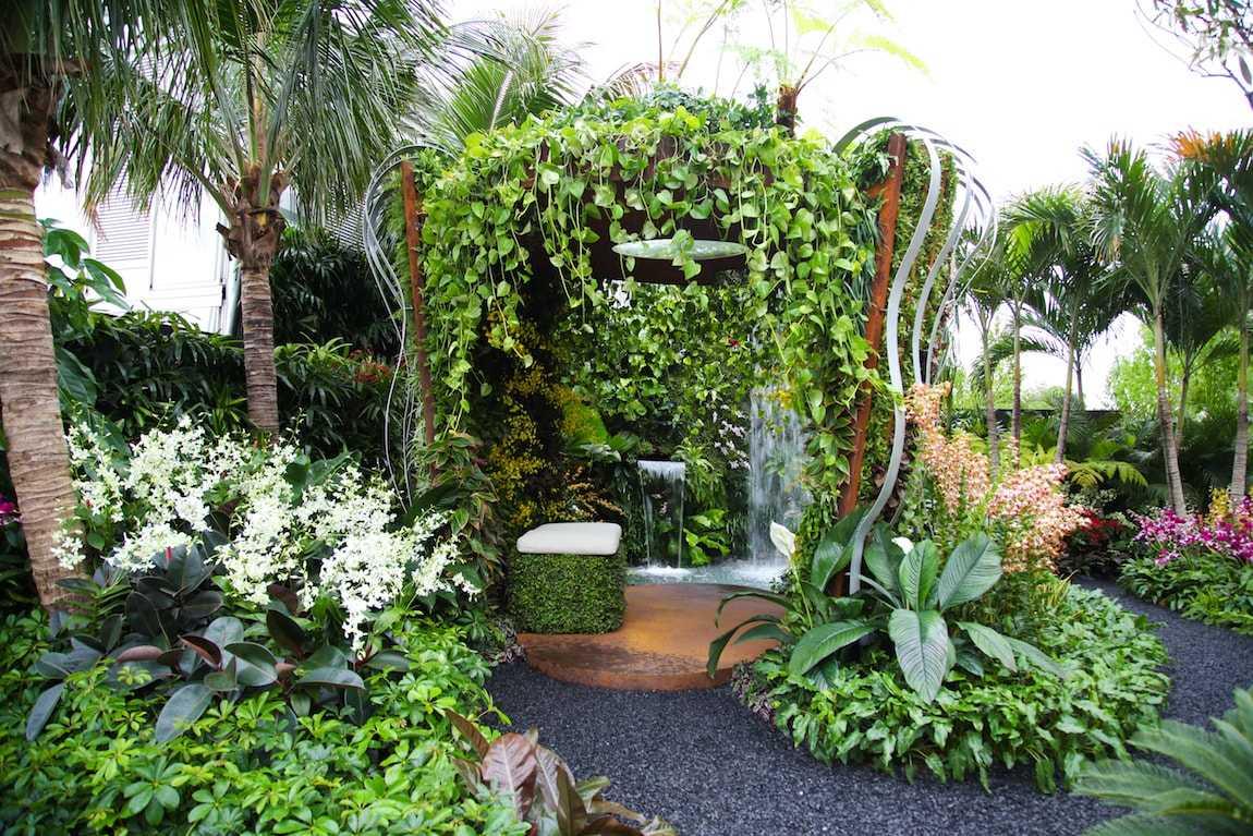 Esprit Tropical au Chelsea Flower Show