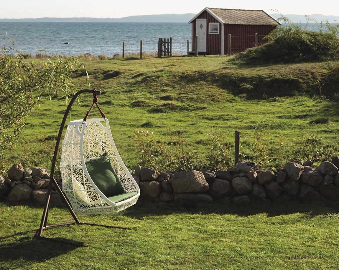 jardin mer maison