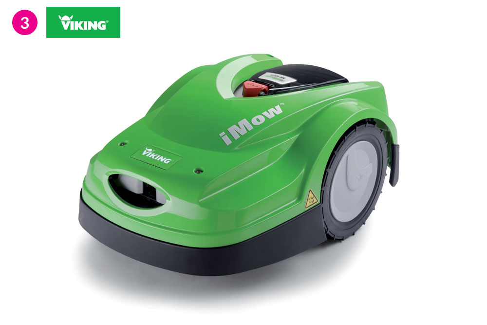 1 robot de tonte iMow MI 422 P