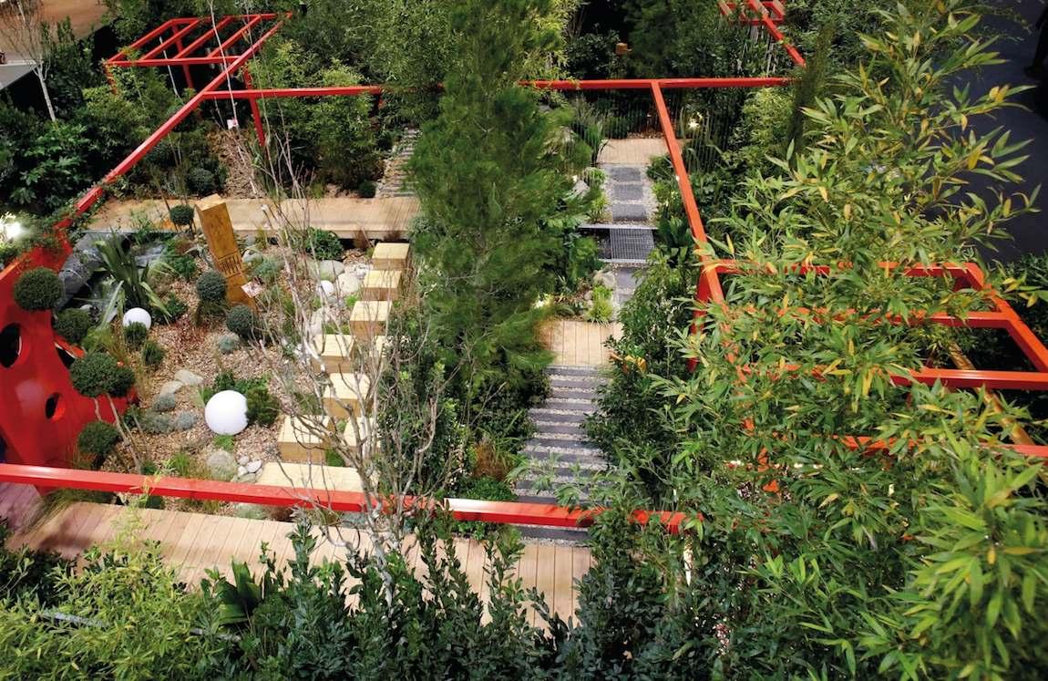 carré jardin