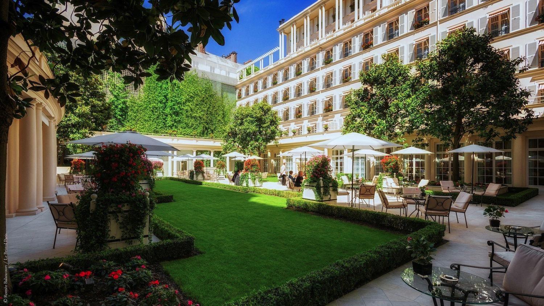 11 terrasses Parisiennes à tester cet été