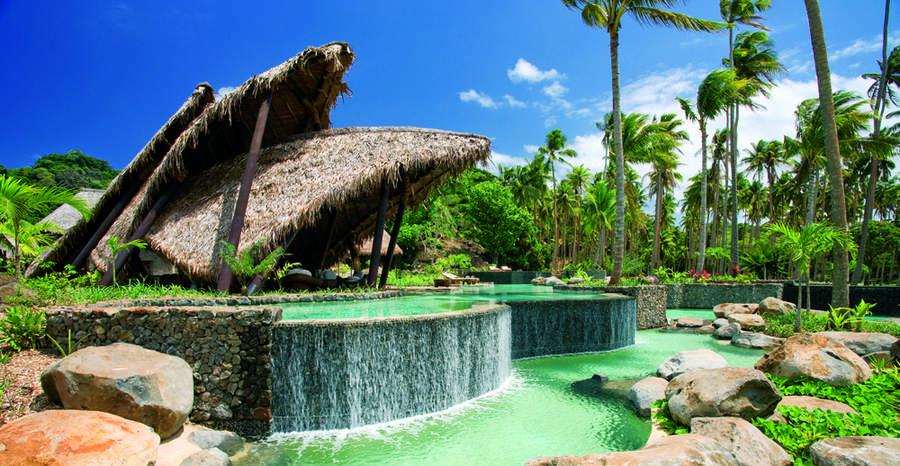 Les 10 plus belles piscines de palaces