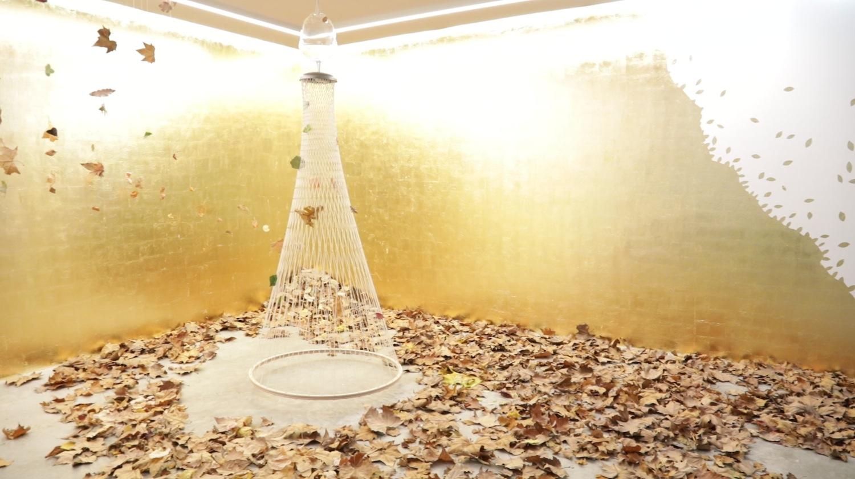 La designeuse Isabelle Daëron inaugure la Galerie Audi talents