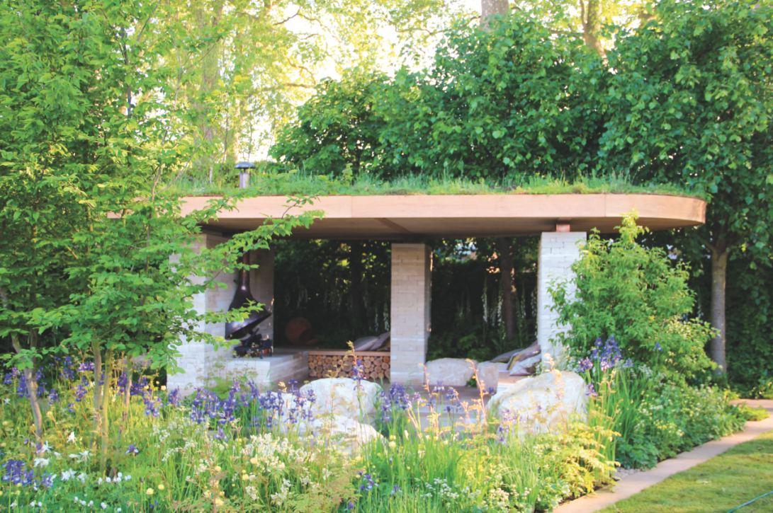 jardins naturels et libert ext rieurs design. Black Bedroom Furniture Sets. Home Design Ideas