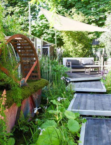 Extérieurs design - Le nouvel art de vivre outdoor
