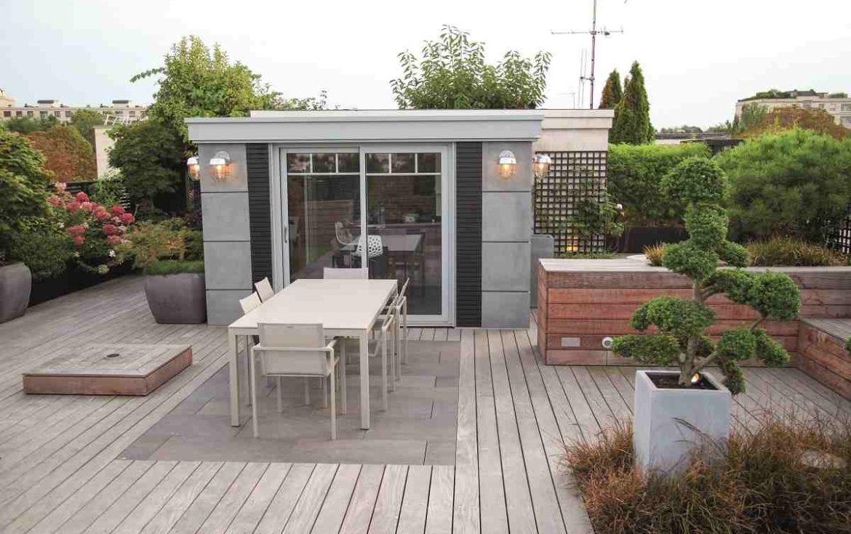 Ext rieurs design le nouvel art de vivre outdoor for Le jardin urbain garderie