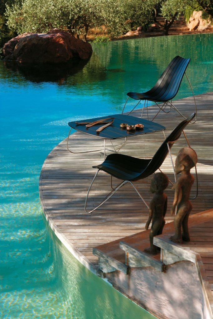 VIA outdoor french design