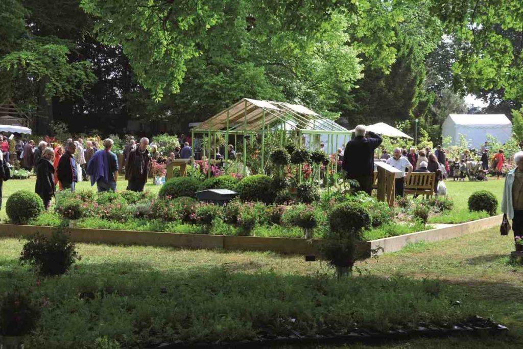 pépiniéristes jardin chaumont collectif