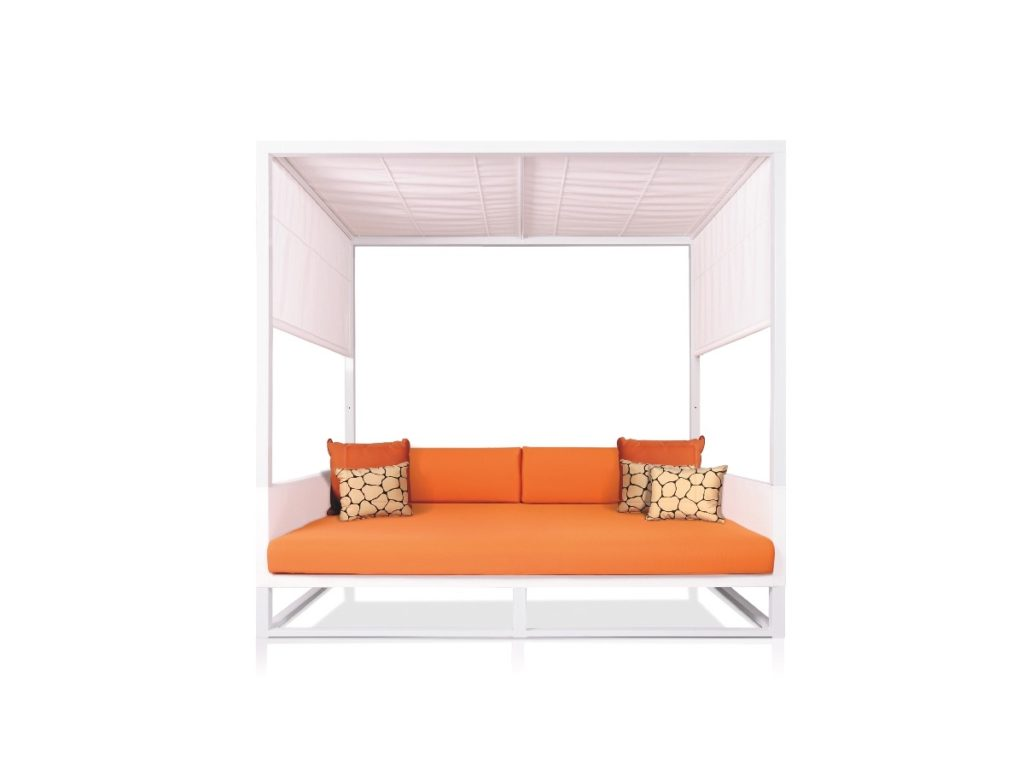 daybed Mamagreen orange