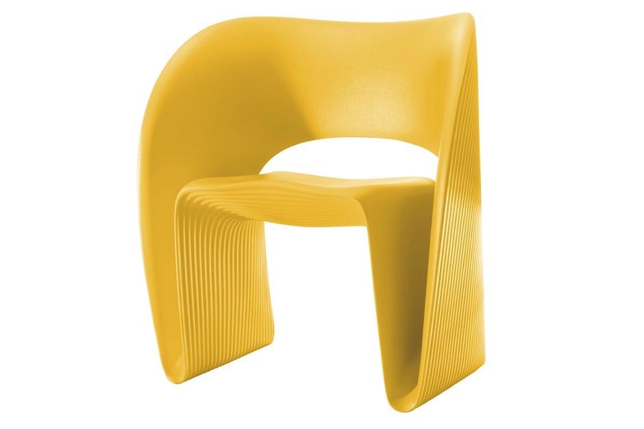 mobilier fauteuil jaune