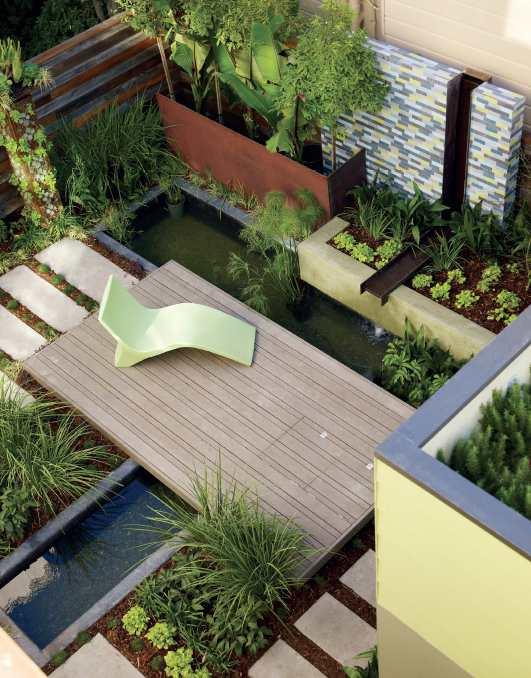 jardin écologique arterra