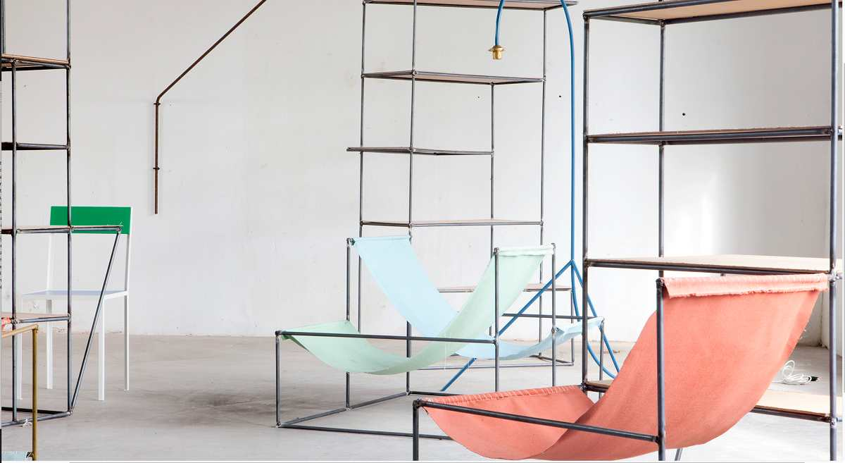 biennale d'architecture Studio Muller Van Severen