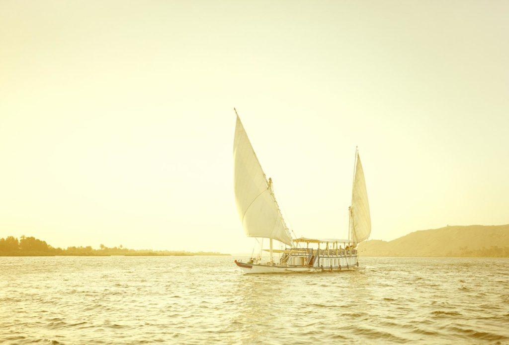 Elger Esser, Nil I, Égypte, 2011
