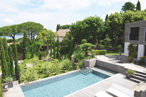 Rencontre jardins saint tropez