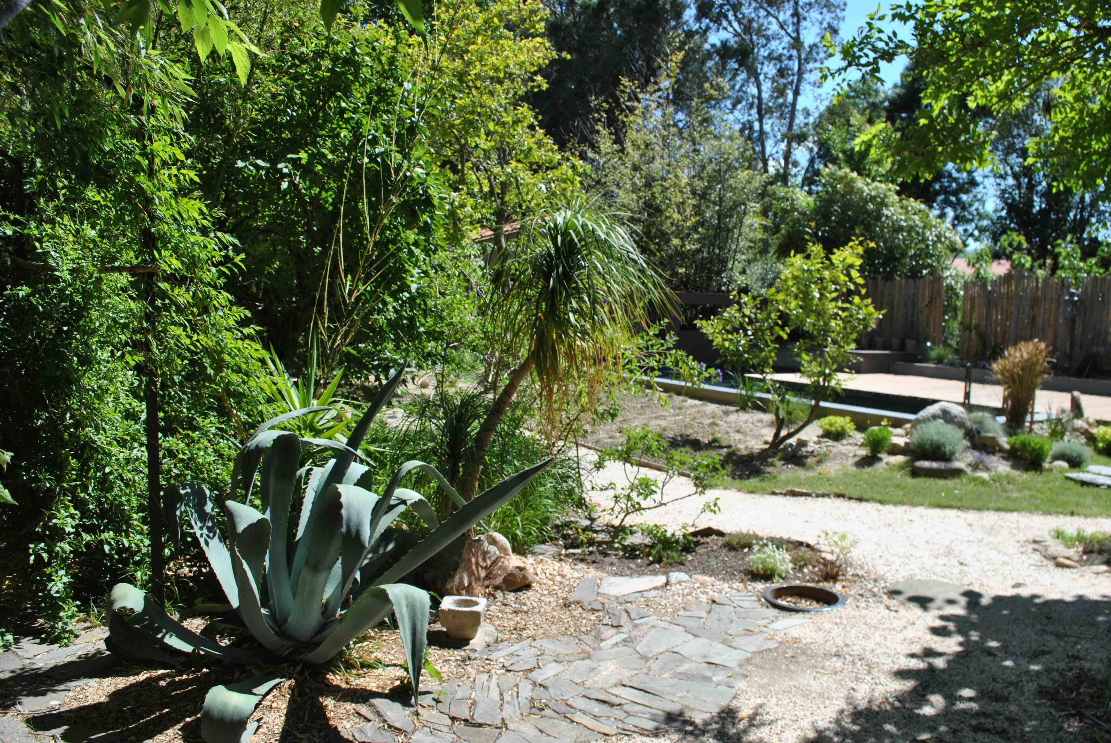Les Victoires du Paysage - Projet d'un particulier pour un jardin biologique en ville