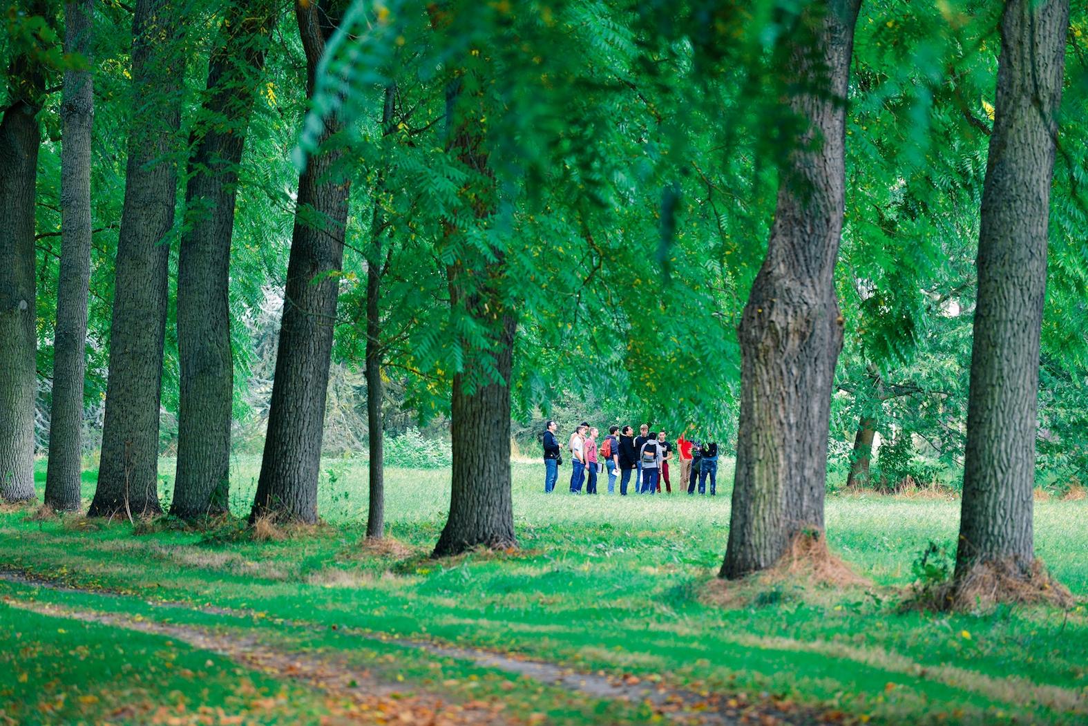 Arboretum de Versailles-Chèvreloup © MNHN S.Gerbault
