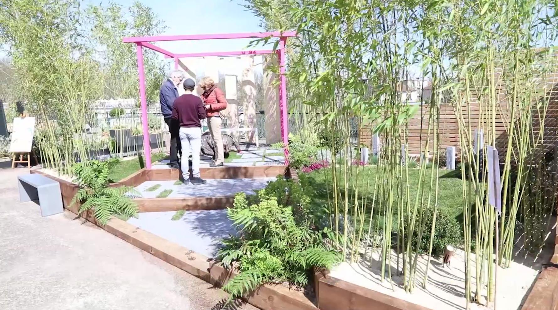 Jardin contemporain : comment créer de la perspective dans ...