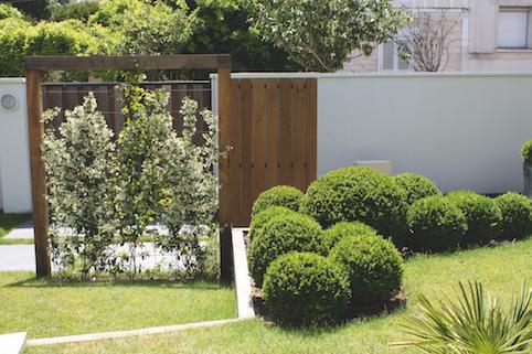 une petite surface bien harmonis e ext rieurs design. Black Bedroom Furniture Sets. Home Design Ideas