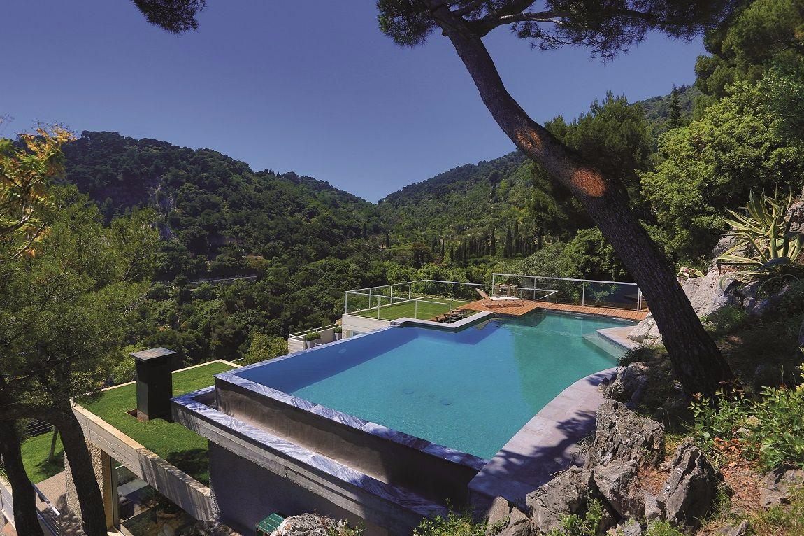piscine sur toit
