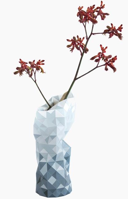 Cache vases origami de la marque Pop Corn
