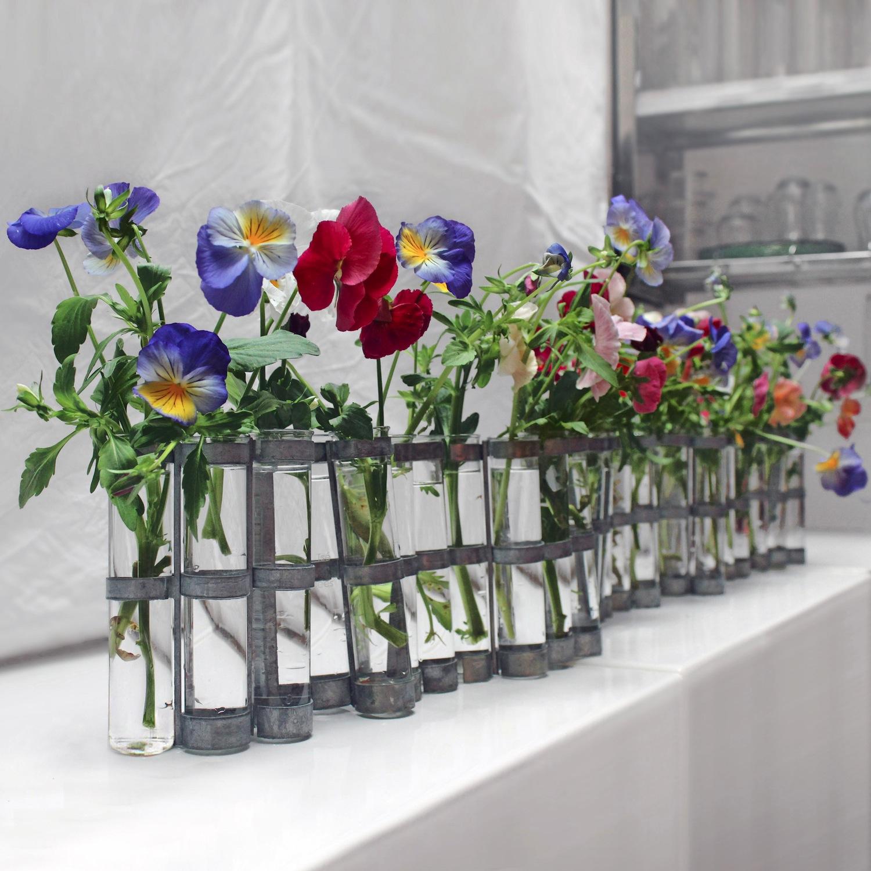 vase d'Avril, long pensée