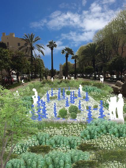 ©Festival des jardins de la Côte d'Azur