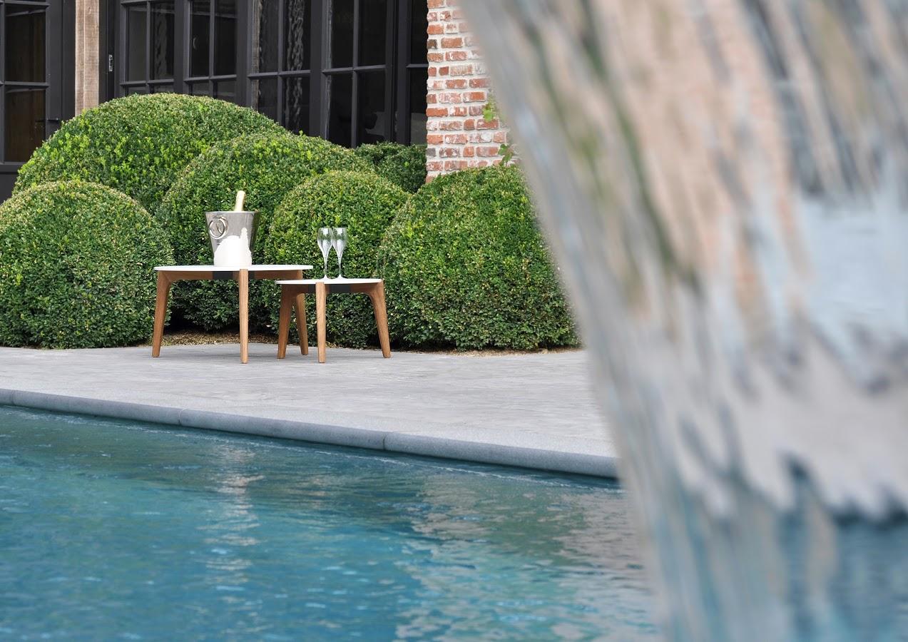 Table outdoor, Royal Botania