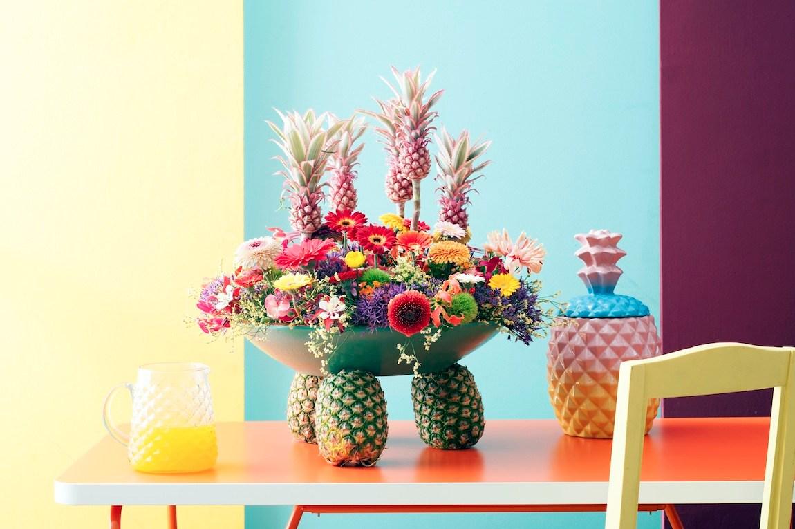 Gerbera, fleurs tendances végétales 2017