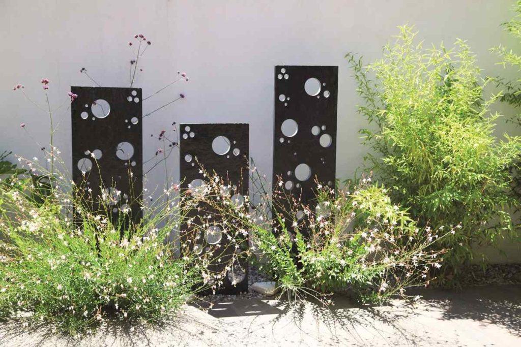jardin urbain panneau décoratif