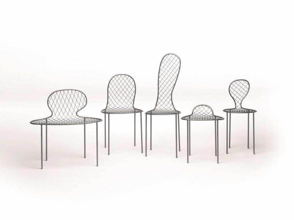 Living Divani family chair fil