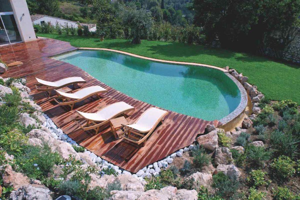 piscine basse consommation