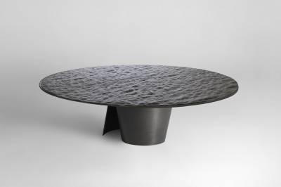 table basse mer noire Damien Gernay