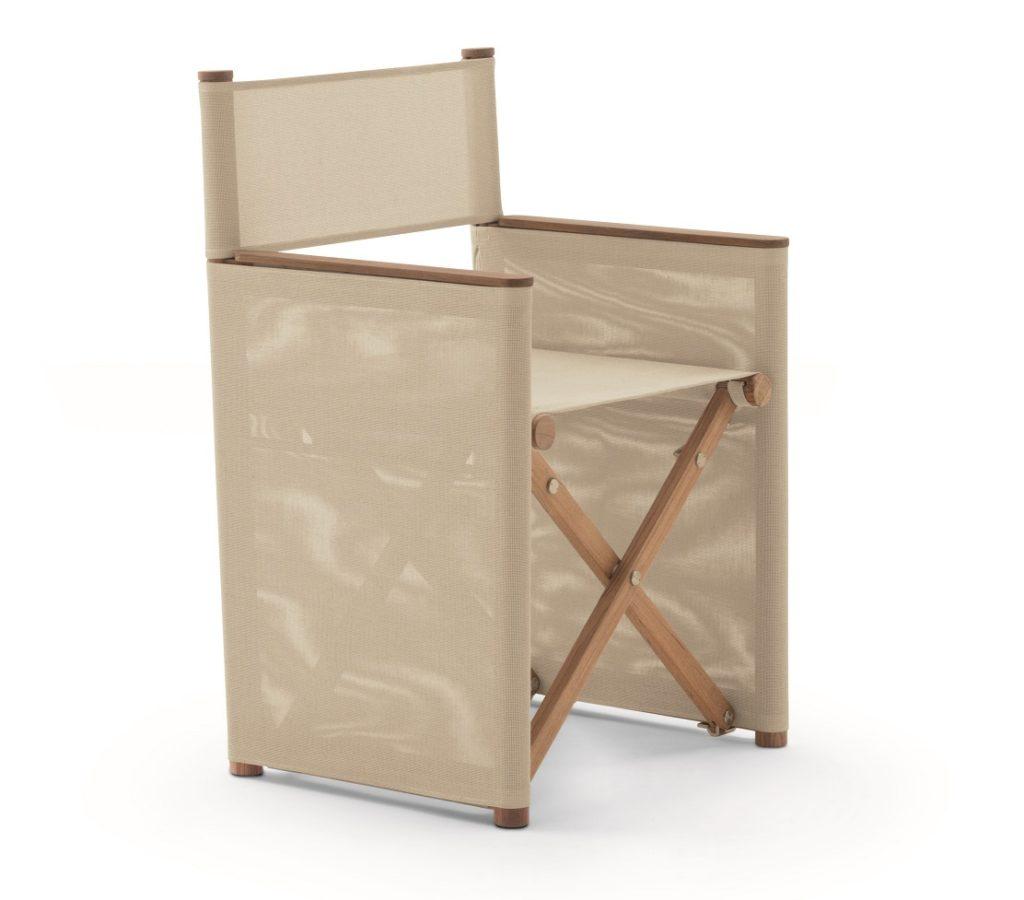 Orson fauteuil pliable