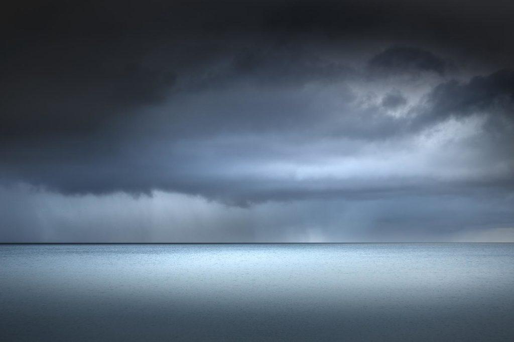 Eric Sander, Ciel et mer