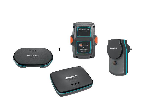 Gardena, kit Smart system