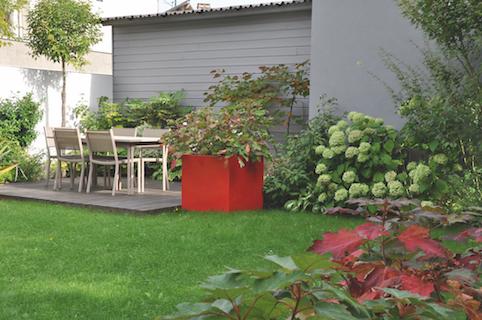 Réalisation Nicolas Bertaudière / Garden Trotter. © Garden Trotter