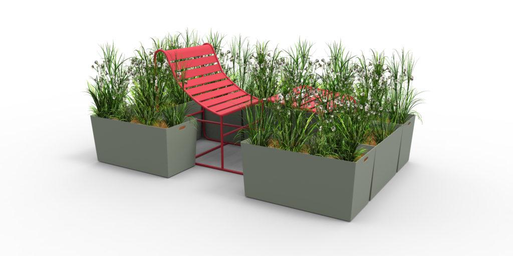 preview salon du meuble de milan 2018 l 39 outdoor toujours pr sent ext rieurs design. Black Bedroom Furniture Sets. Home Design Ideas
